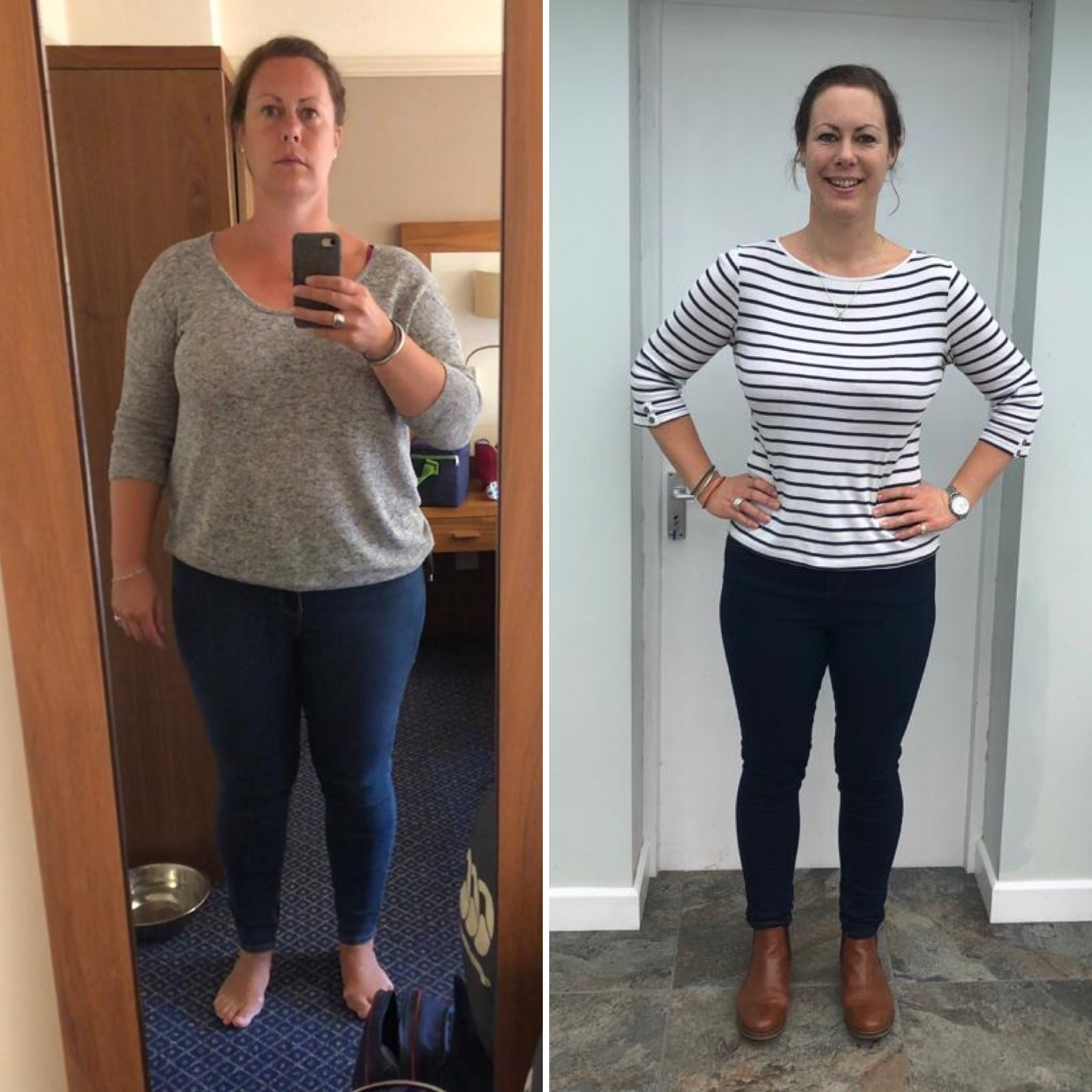 weight loss transformation, nutrition challenge, Fit House, chalfont st peter